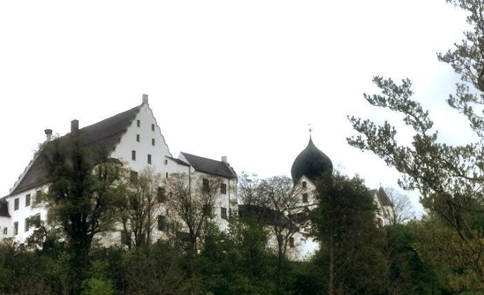 Illertissen - Teaser - Blog - Vöhlin Schloss